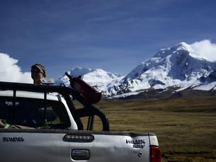 Liberté en 4*4 au Pérou