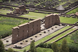 Raqchi visiter et à voir site Inca Puno Cusco