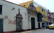 A voir à Trujillo cote nord du Pérou Casa Ganoza Chopitea