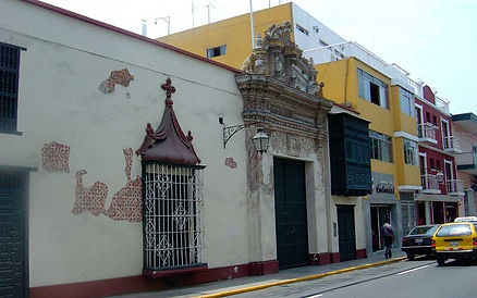 Séjour sur la cote nord du Pérou Casa Ganoza Chopitea de Trujillo