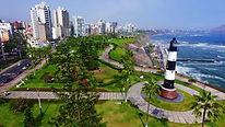 Quartier de Miraflores, shopping, aventure et plage à Lima au Pérou