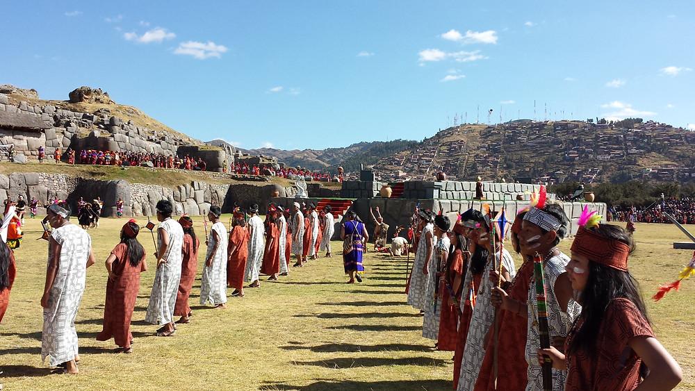 Inti Raymi Sacsayhuaman, la fête du soleil