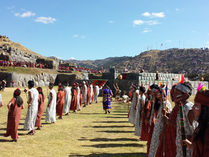 Inti Raymi Sacsayhuaman, la fête du soleil, Part III
