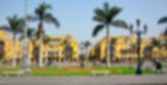 Voyage et découverte la Plaza Mayor de Lima