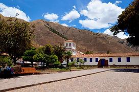 Visiter et à voir l'église d'Andahuaylillas