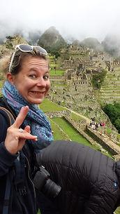 By Mc visite le Machu Picchu