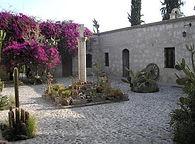 Couvent de la Recoleta, à visiter à Arequipa