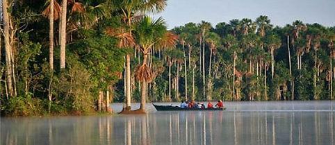 Circuit sur mesure au Pérou Amazonie réserve de Tambopata