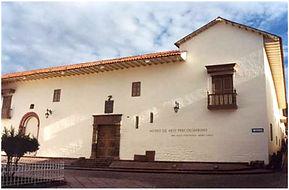 Visiter voyager au Pérou Musée d'art précolombien à Cusco