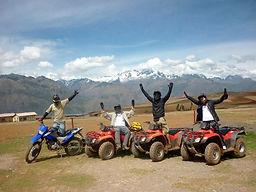 Aventure Moray et Maras au Pérou Quad dans la Vallée Sacrée à Cusco