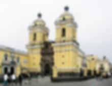 Circuit sur mesure au Pérou Visiter et à voir Église et couvent de San Francisco de Lima