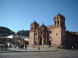 Visiter et à voir la Cathédralede Cusco