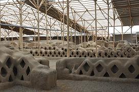 Culture Chimu complexe archéologique Chan Chan Trujillo