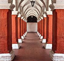 Circuit culture et découverte au Pérou le Monastére de Santa Catalina à Arequipa