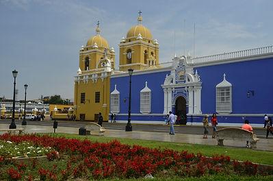 Vacances au Pérou la Cathédrale de Trujillo