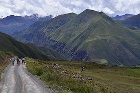 Sortir des sentiers battus au Pérou VTT - vélo tout terrain