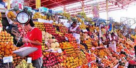 Visiter et à voir le Marché San Camilo à Arequipa
