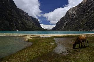 Climat dans la Cordillere des Andes au Pérou