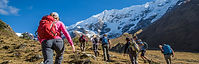 Trek de Salkantay au Machu icchu, rando au Pérou