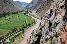 Zipline au Pérou  Via ferrata dans la Vallée Sacrée à Cusco
