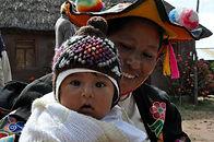 Péninsule de Capachica Famille et enfants, découverte à Llachon au Pérou