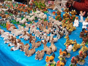 Le marché de Noël de Cusco