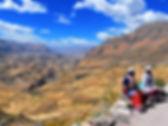 Voyage découverte au Péoru dans le Canyon de Colca