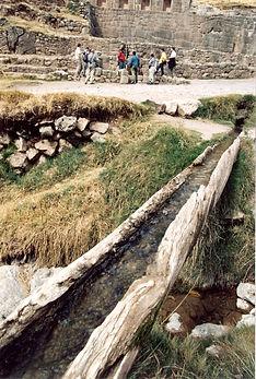 Site archeoliogique, ruine de Tambo Machayà Cusco