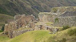Visite site archéologique de Puca Pucaraà Cusco