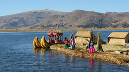 Le Lac Titicaca rencontre en famille circuit a la carte