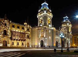 Visiter et à voir la Cathédralede Lima