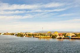 Iles Uros Lac titicaca voyage au Pérou