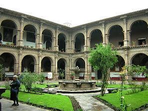 Circuit, vacances au Pérou Eglise de La Merced