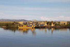 Iles Uros Lac titicaca a visiter et à voir