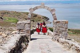 Découverte ile d'amantani Lac Titicaca