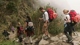 Trekking Chemin de l'Inca km 82 au Machu Picchu