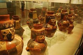 Visiter et à voir musée national d'Anthropologie et d'Archéologie à Lima