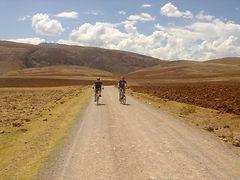 A voir et à faire au Pérou VTT - vélo tout terrain