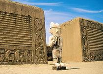Chan Chan découverte site archéologique Chimu