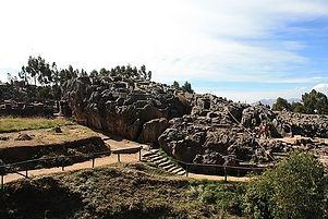 Site archéologique Qenko à Cucso