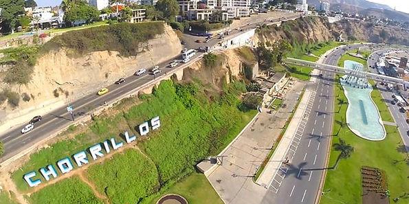 Découverte et voyage à Chorrillos à Lima