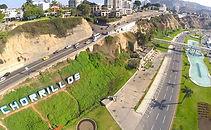 Quartier de Chorrillos, plage, mer, ocean, aventure