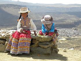 Découverte et visite Canyon de Colca au Perou