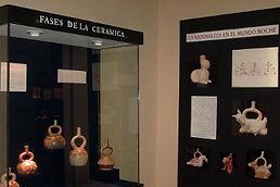 Séjour sur la cote nord du Pérou musée d'Archéologie, d'Anthropologie et d'Histoire de l'Université Nationale