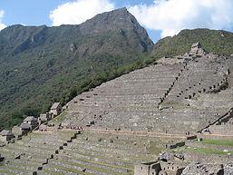 Français au Machu Picchu