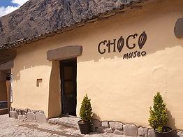 Tester et visiter le Pérou  Musée du chocolat à Cusco