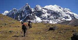Trek de Salkantayau Machu Picchu