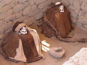 Circuit sur mesure au Pérou le cimetière de Chauchilla à Nazca