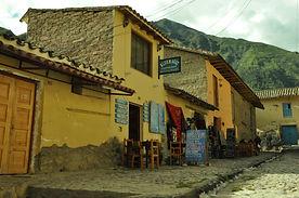 Visiter  Ollantaytambo dans la Vallée Sacrée