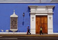 Casa Urquiaga à trujillo, dans le centre historique
